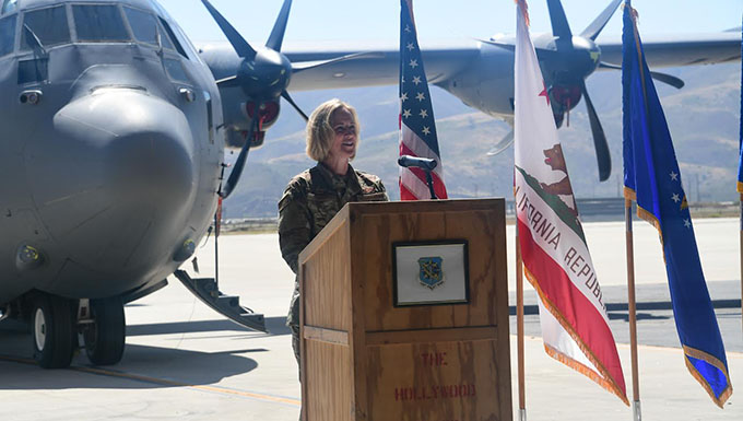 146th Airlift Wing welcomes incoming Commander Col. Lisa Nemeth