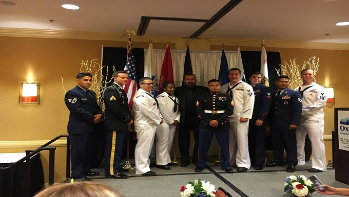 Airman recognized for outstanding achievement by local Chamber of Commerce