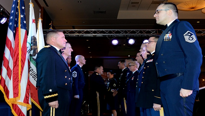 2016's Outstanding Airmen of the Year Honored